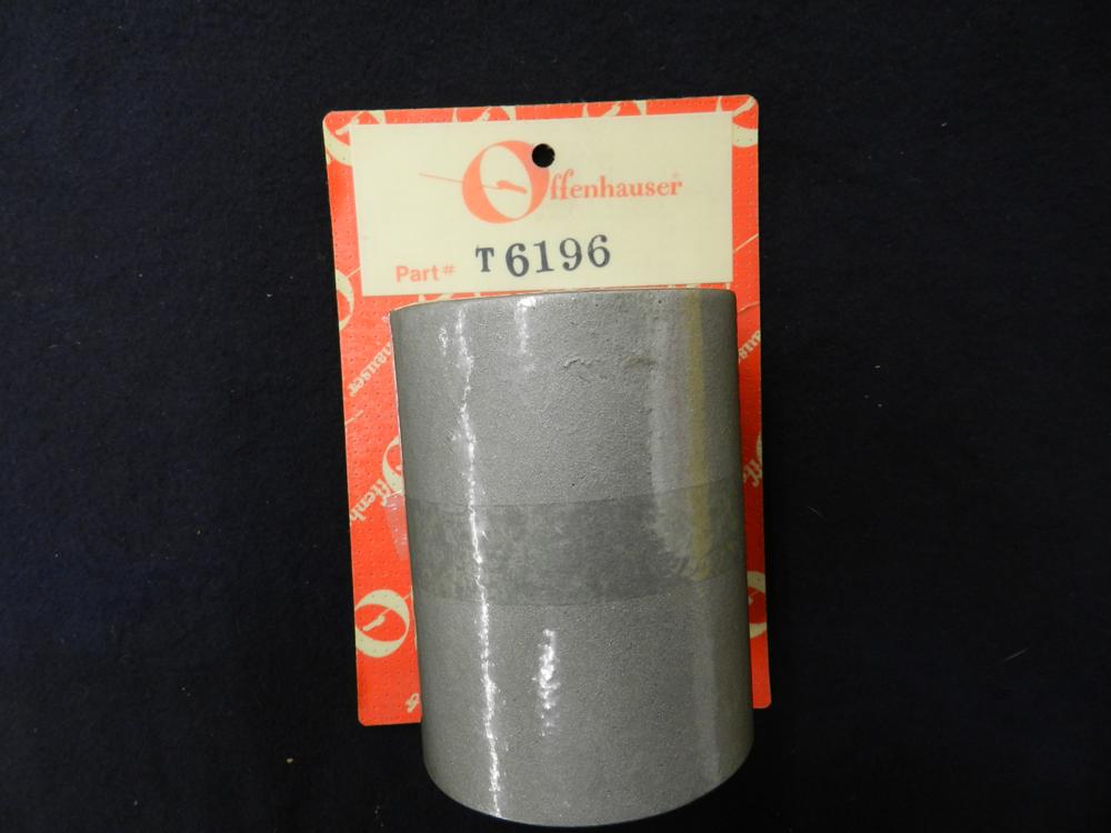 """Offenhauser 3"""" O.D. Connector, Aluminum 4"""" Length #6196"""