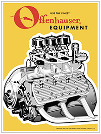 White Owl Speed Equipment – Official Offenhauser Distributor