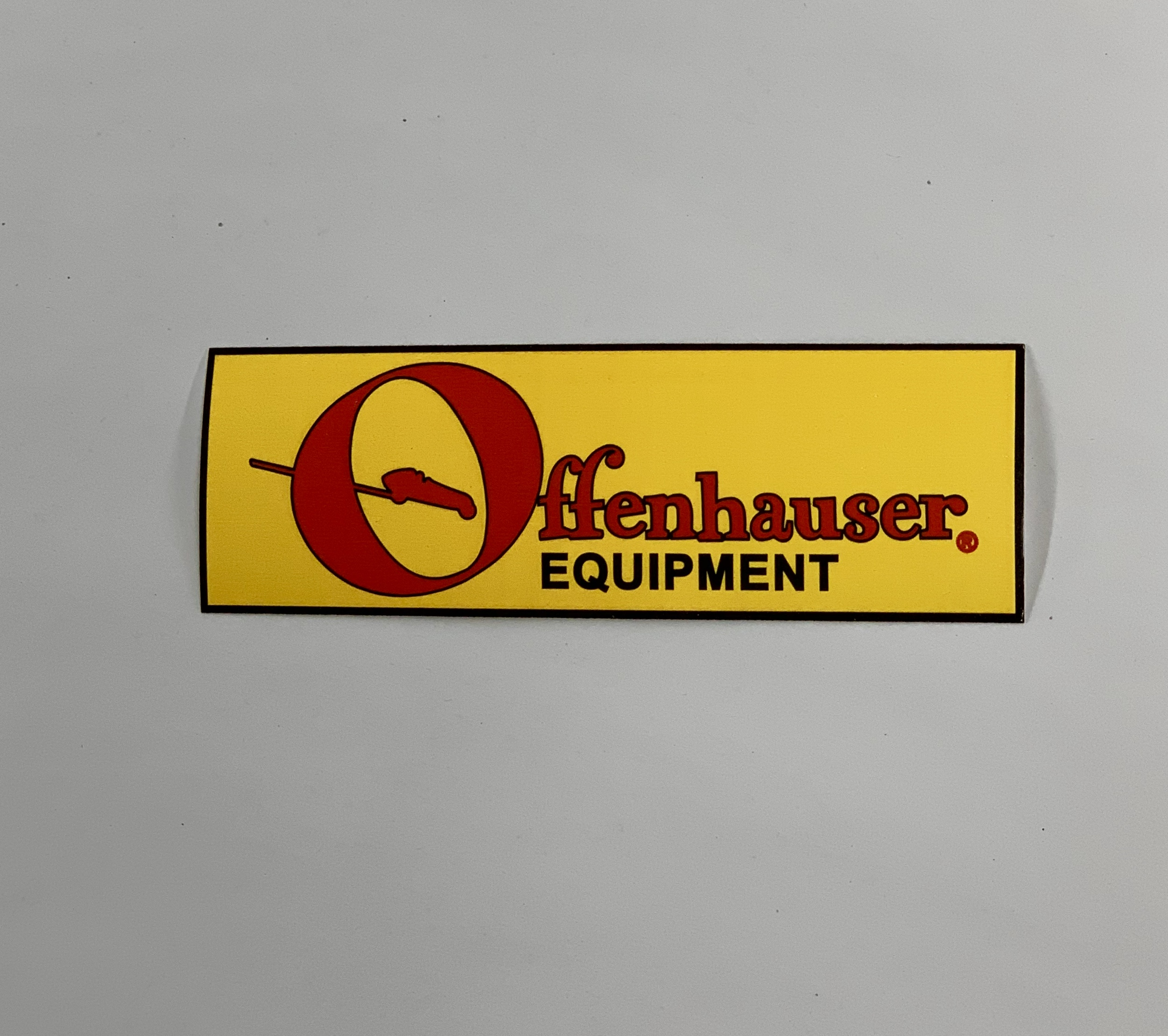 offenhauser stickers white owl speed equipment