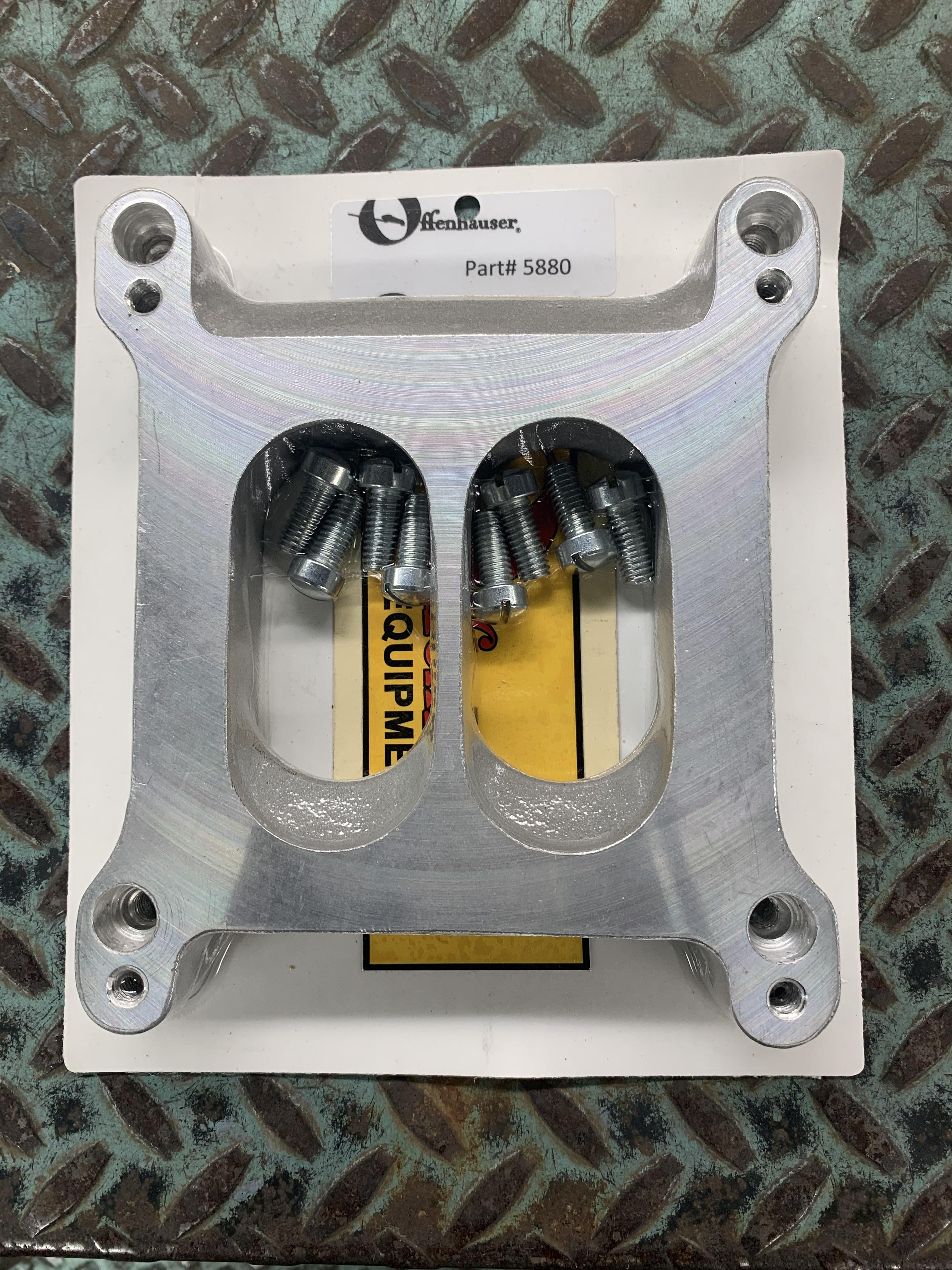 Offenhauser 5880 Carburetor Adapter