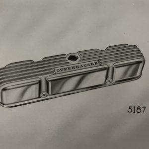 Offenhauser 5187 Valve Covers