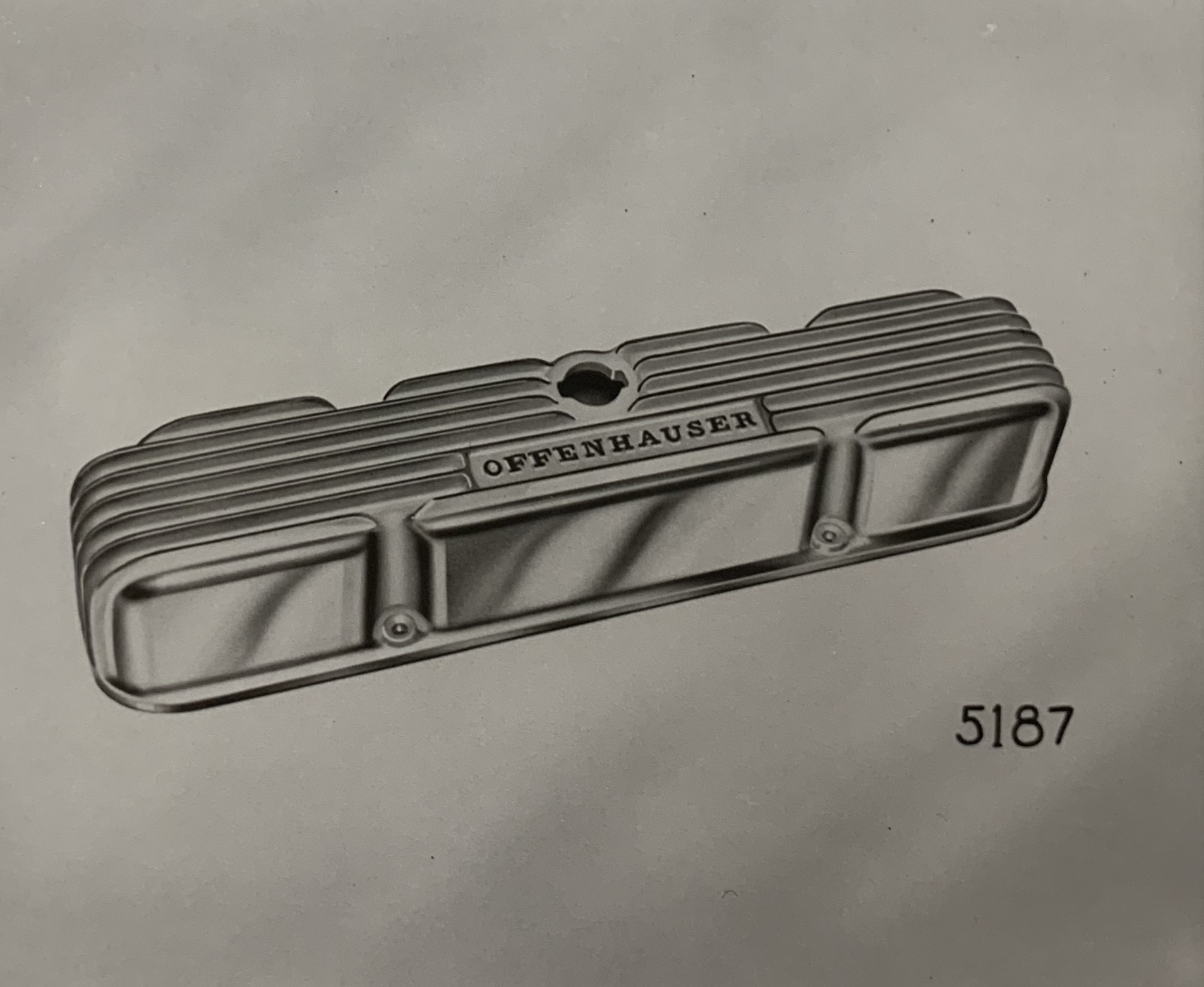 Offenhauser 5187 Valve Covers